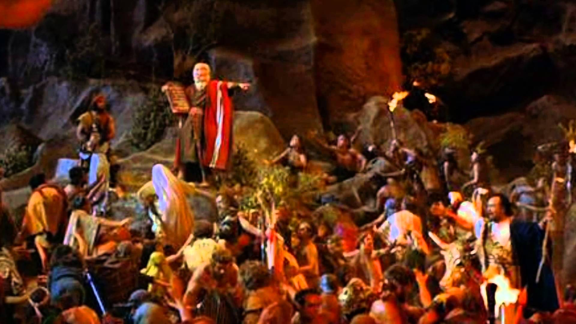 The Ten Commandments Movie For Kids
